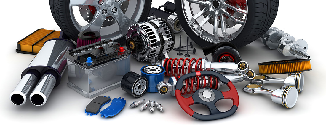 Go Online And Look For Auto Parts And Accessories