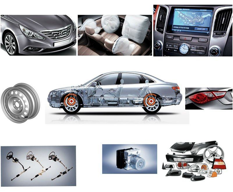 Locate the Best Dealers For Hyundai Auto Parts