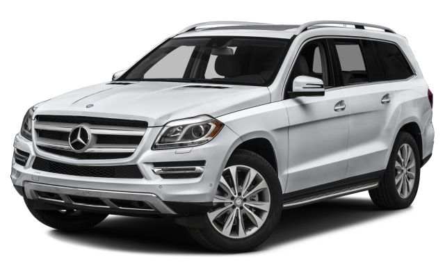 Mercedes Benz GL-Class Comparison