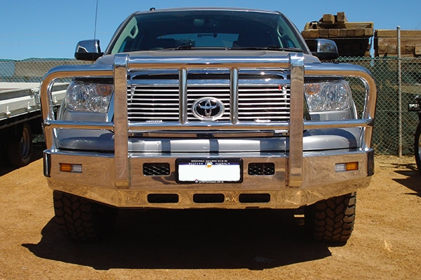 Why Bullbars Are Essential For Your Vehicle